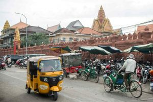 Phnom Penh city guide - transport